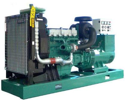 西宁300KW沃尔沃发电机 2