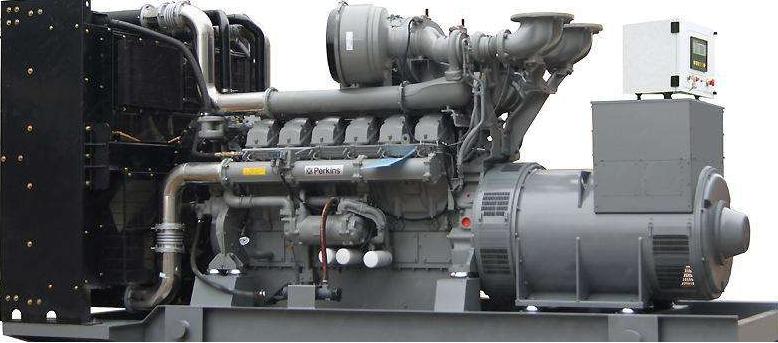 西宁帕金斯柴油发电机组 1
