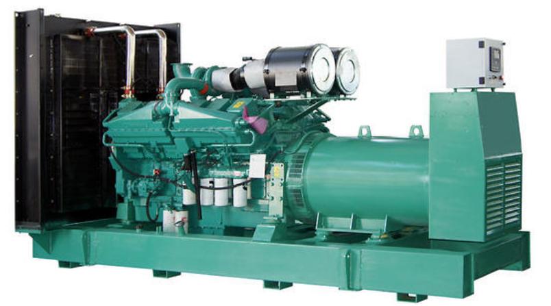 50KW康明斯柴油发电机组 1