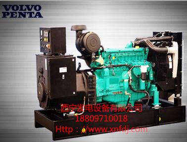 600KW沃尔沃柴油发电机组 1