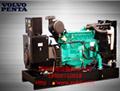 600KW沃爾沃柴油發電機組