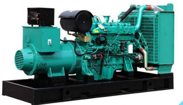 青海海南州300KW发电机销售 1