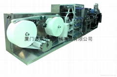 FP2022P Multi Sheets Wet Wipes Machine(5-30sheets, Dual Line)