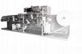 FP1000 series high speed single piece wet wipes machine 2
