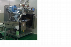 FP5012 High Speed wet wipes Packaging Machine