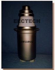 electron tube BW1184J2, triode, vacuum tube, oscillator tube