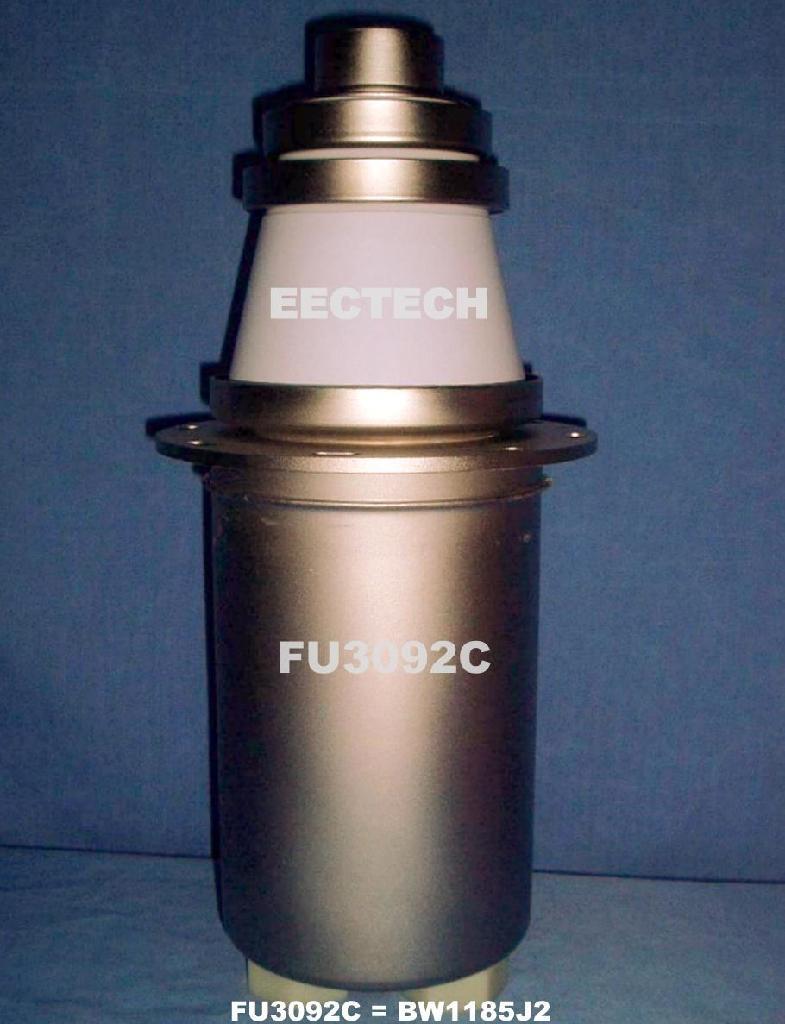 electron tube BW1608J2, riode, vacuum tube, oscillator tube     3