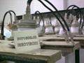 triode tube, vacuum tube, electron tube FD-934S, oscillator tube, valve 4