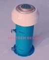 5000PF, 20KV water cooled tank capacitor