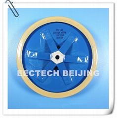 ceramic disc capacitor, plate capacitor equal to PE140 series