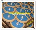High power ceramic RF disc capacitor CCG81 plate capacitor 1