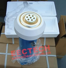 TWXF125420 equivalent water cooled capacitor 7600PF/18KV tank capacitor