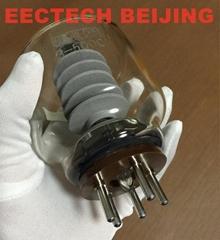Vacuum electron tube glass triode 7092