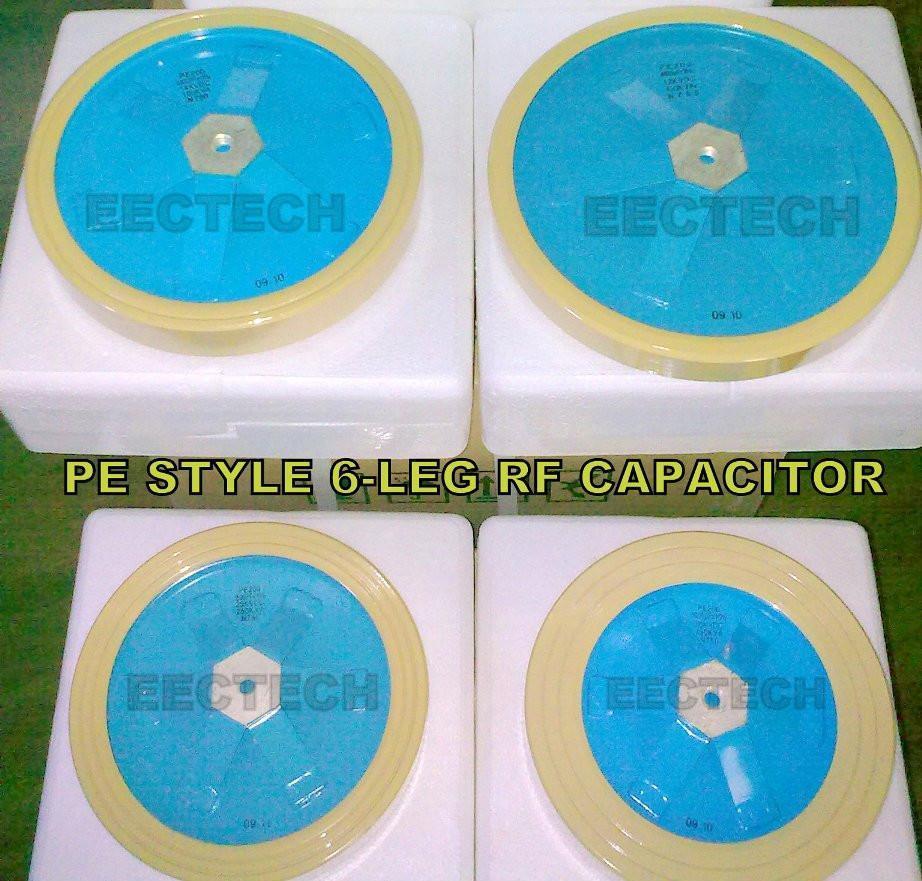 High power ceramic RF disc capacitor CCG81 plate capacitor 3