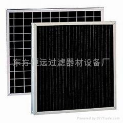 活性炭空氣過濾器濾芯