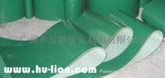 绿色PVC输送带