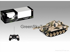 8功能红外线对战坦克
