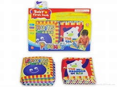 Children Educational cloth book