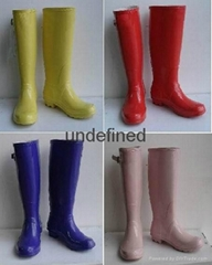Women rubber rain boots  Woman rubber boots   Rain boot   Rain shoes
