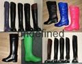 各种各样PVC塘塑鞋 1