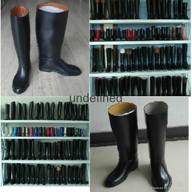 各种各样PVC塘塑鞋 5