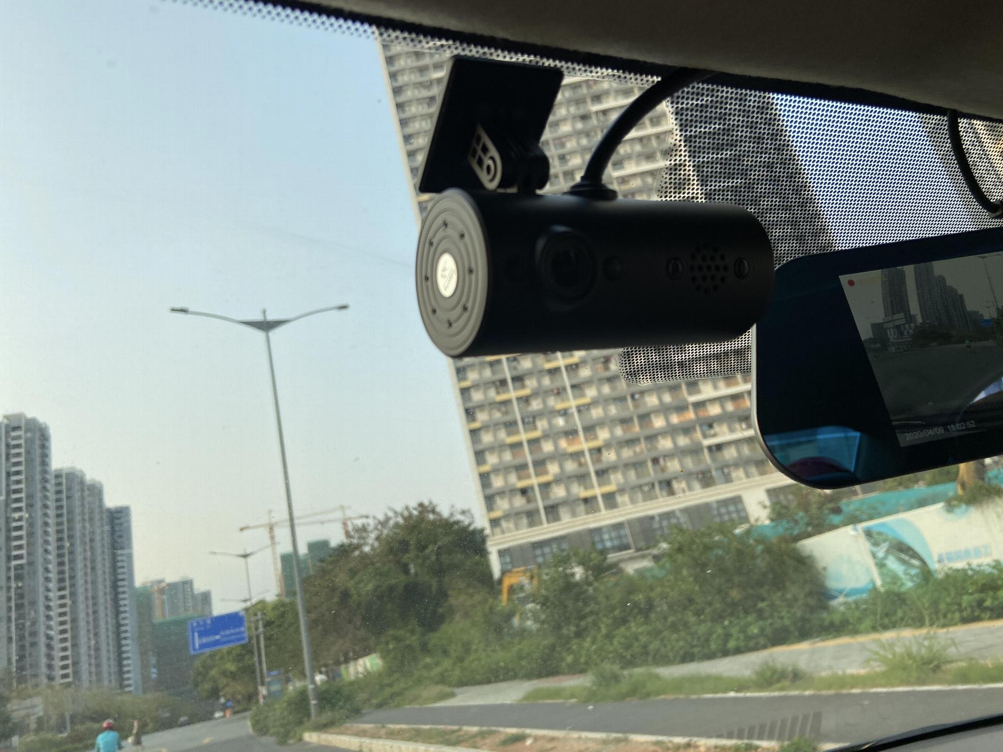 网约车出租车双路一体摄像头 5