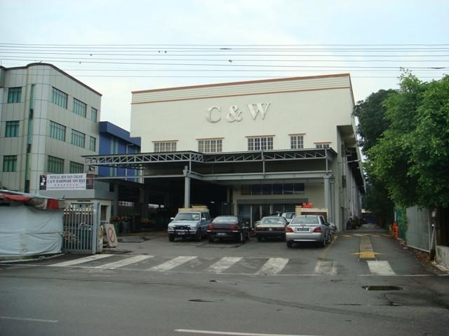 C & W HARDWARE SDN BHD'S OFFICE