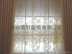 供应沙井窗帘