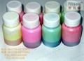 耐温200°C透明荧光系列油墨涂料染料 3