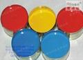 丝印水性荧光红色油墨 5