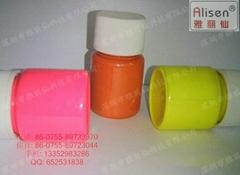 Blue fluorescent aqueous dye (gliadin)