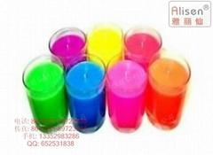 黄色荧光鲜花染料(醇溶) 各种颜色