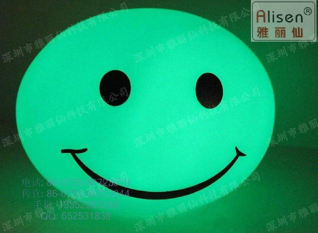 进口长效高亮荧光粉 夜光粉 绿色环保 3