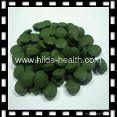 (Spirulina + chlorella) mix tablet