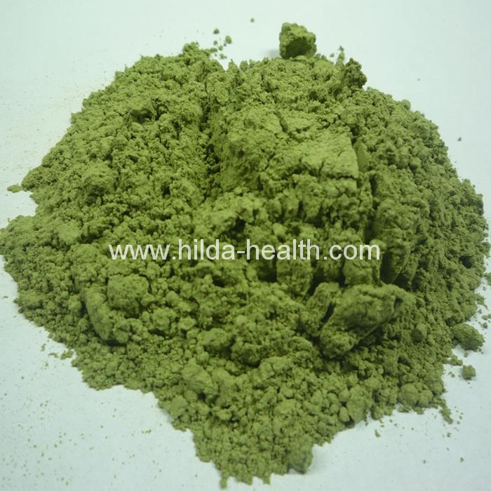 Organic young wheat leaves powder 4