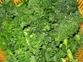 Organic kale powder