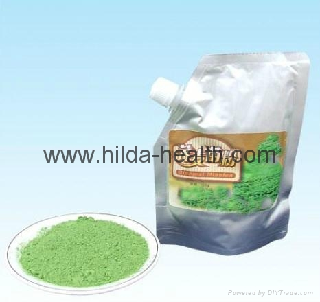 Organic buckwheat grass powder 4