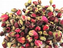 Dry rose buds