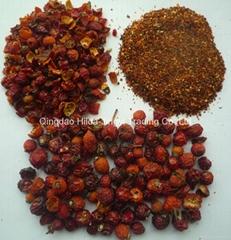 China origin Dried wild rosehip pericarp