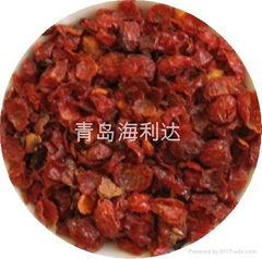 Rose canina fruit shell
