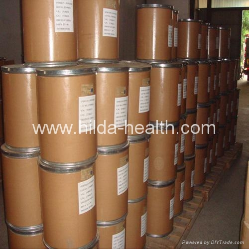 Organic spirulina powder bulk package
