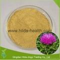 Plant Extract Silymarin Milk Thistle