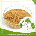 2015 Hot Sale Ginkgo Bioba Leaf Extract