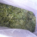 Frozen shredded seaweed wamake stem 15kgs carton