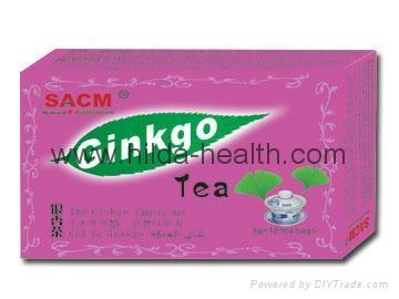Ginkgo Tea  1