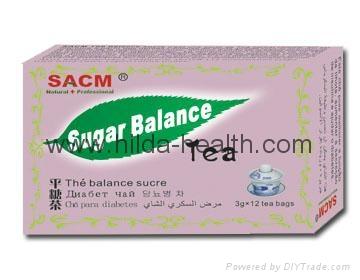Sugar Balance Tea 1