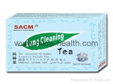 清肺茶 1