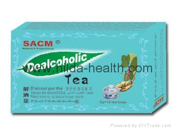 Dealcoholic Tea