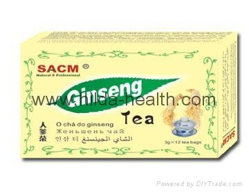 人蔘茶 1