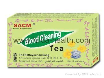 清血茶 1